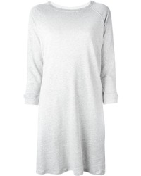 Robe-pull grise A.P.C.