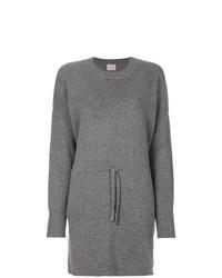 Robe-pull grise Le Kasha