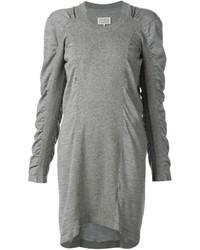 Robe-pull grise Maison Margiela