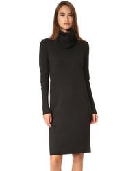 Robe-pull noire DKNY