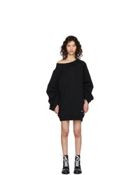 Robe-pull noire Dsquared2