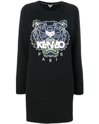 Robe-pull noire Kenzo