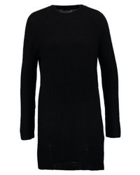 Robe-pull noire Only