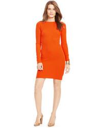 Robe-pull orange