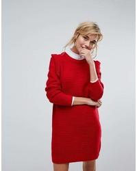7f653b30be63 Robe-pull rouge LuLu s  Où acheter et comment porter