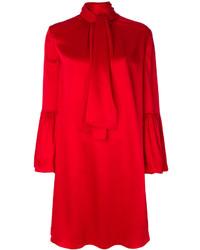 Robe rouge Fendi
