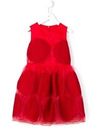 Robe rouge Simonetta