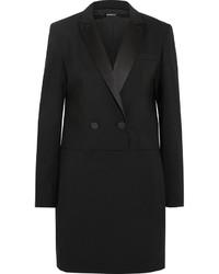 Robe smoking noire DKNY