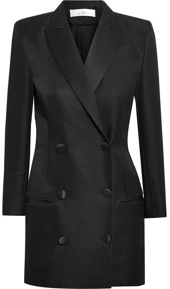 Robe smoking noire IRO  Où acheter et comment porter ba32383a2755
