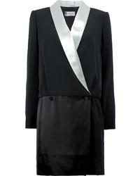 Robe smoking noire Lanvin