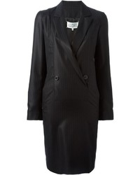 Robe smoking noire Maison Margiela
