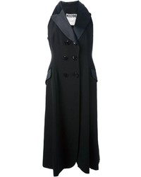 Robe smoking noire Moschino