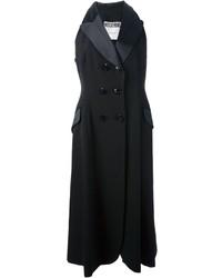 Robe smoking noire Moschino