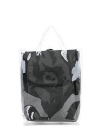 Sac à dos camouflage gris