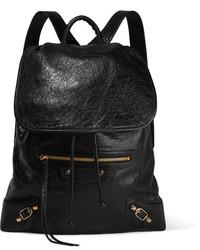 énorme réduction 88a1d 07987 Acheter sac à dos en cuir noir femmes Balenciaga | Mode ...