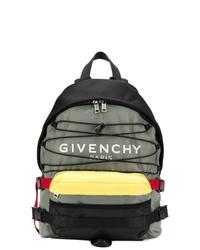 Sac à dos en toile gris Givenchy
