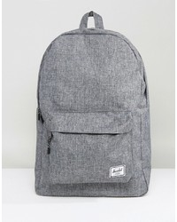 Sac à dos en toile gris Herschel Supply Co.