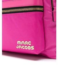 Sac à dos fuchsia Marc Jacobs