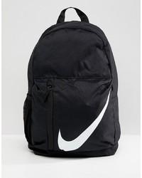 Sac à dos imprimé noir et blanc Nike