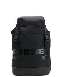 Sac à dos noir Diesel