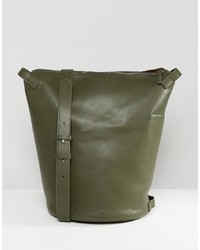 Sac à dos olive French Connection