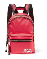 Sac à dos rouge Marc Jacobs