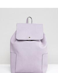Sac à dos violet clair Accessorize