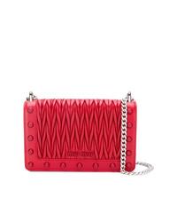 518ca12a92 Acheter sac bandoulière à clous rouge: choisir sacs bandoulière à ...
