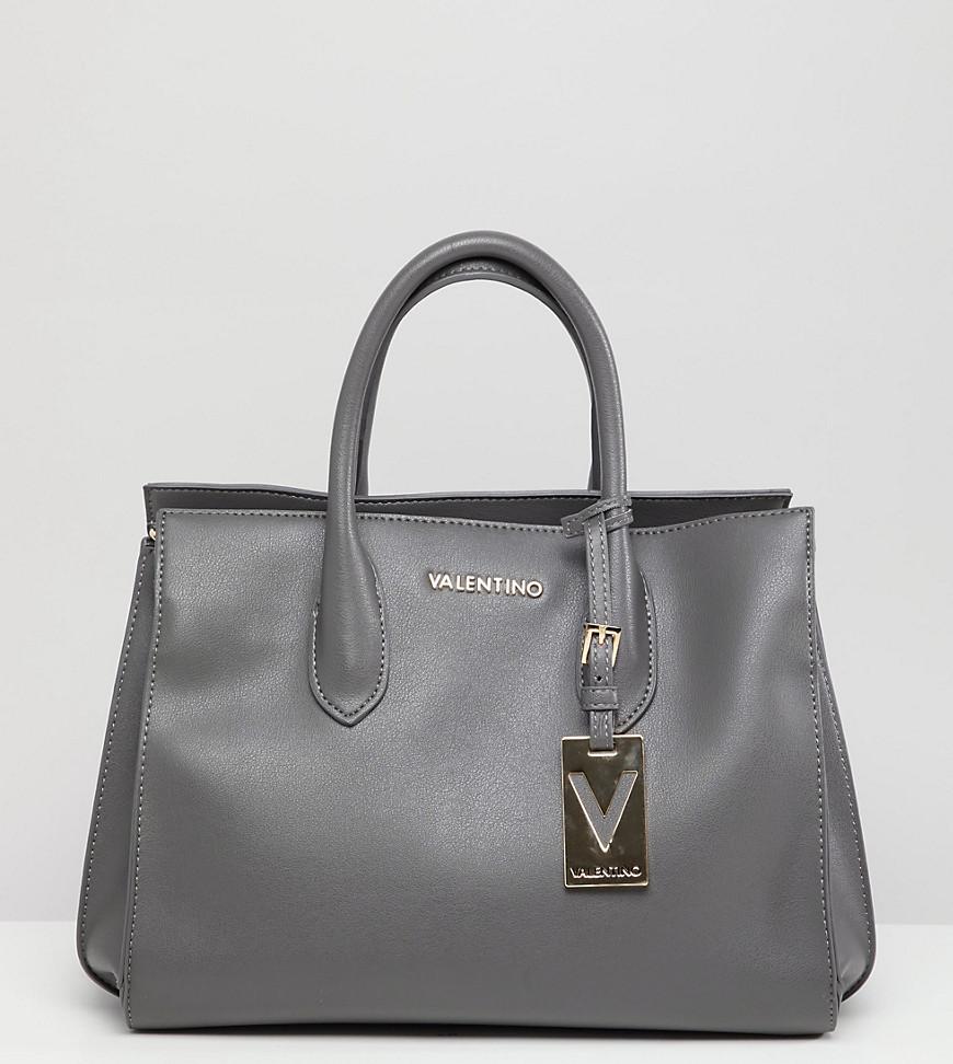 Valentino Bandoulière By Gris Valentino€156 Sac En Cuir Mario vNnm80wO