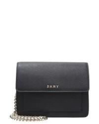 Sac bandoulière noir DKNY