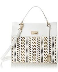 Sac blanc Versace