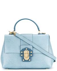 Sac bleu clair Dolce & Gabbana