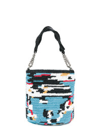Sac bourse multicolore Ermanno Scervino