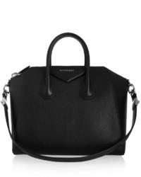 Sac en cuir noir Givenchy