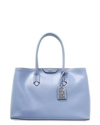 Sac fourre-tout bleu clair Ralph Lauren