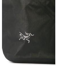 Sac fourre-tout en toile noir Arc'teryx