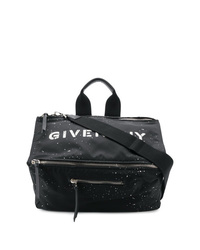 Sac fourre-tout en toile noir Givenchy