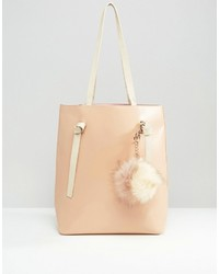 Sac fourre-tout rose Missguided
