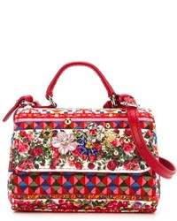 Sac rouge Dolce & Gabbana