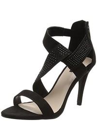 Sandales à talons noires Carvela