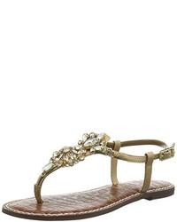 Sandales beiges Sam Edelman