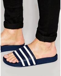 Sandales bleu marine adidas