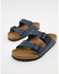 Sandales bleu marine Birkenstock