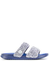 Sandales bleues Nike