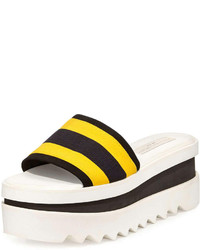 Sandales élastiques