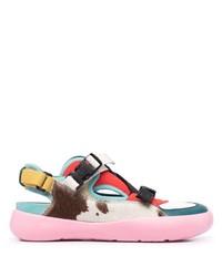 Sandales en toile multicolores CamperLab