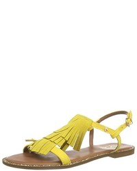 Sandales jaunes Replay
