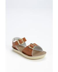 Sandales marron clair