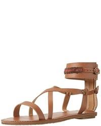 Sandales marron Roxy