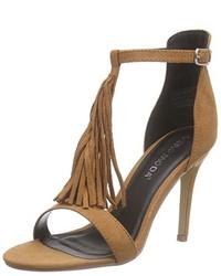 Sandales marron Vero Moda